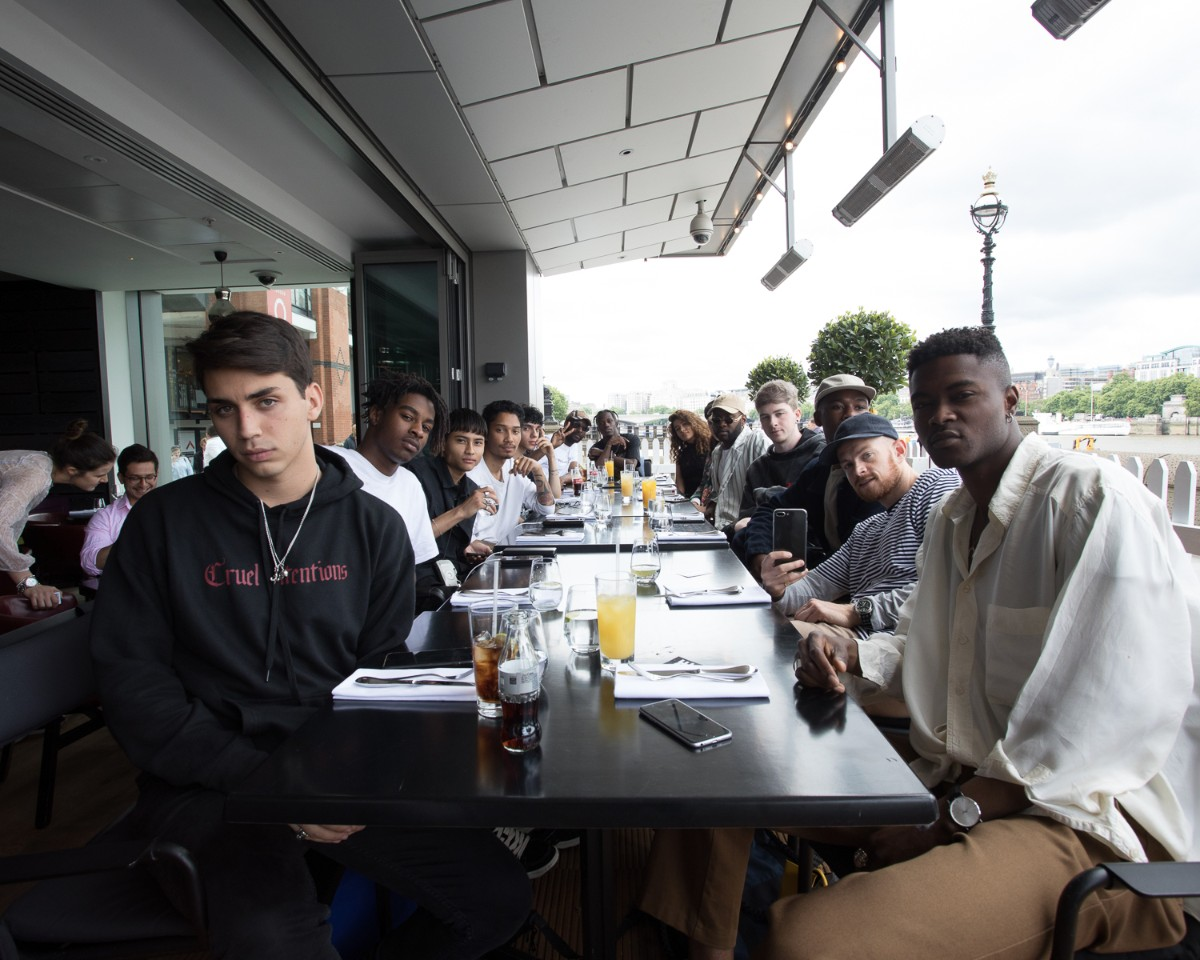 PAUSE Agency: Influencer Lunch at the Mondrian