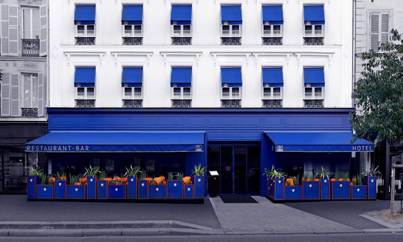 PAUSE Visits: 1K Hotel Paris