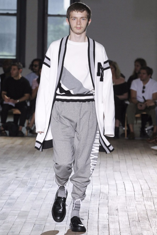 NYFWM: N.Hoolywood Spring/Summer 2018 Collection