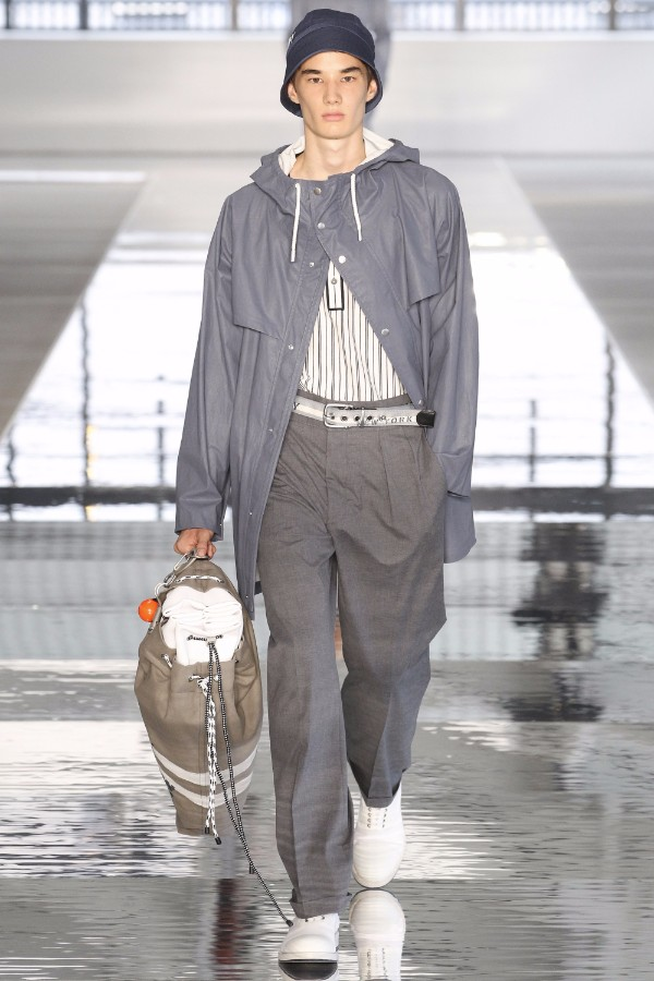 NYFWM: Boss Spring/Summer 2018 Collection