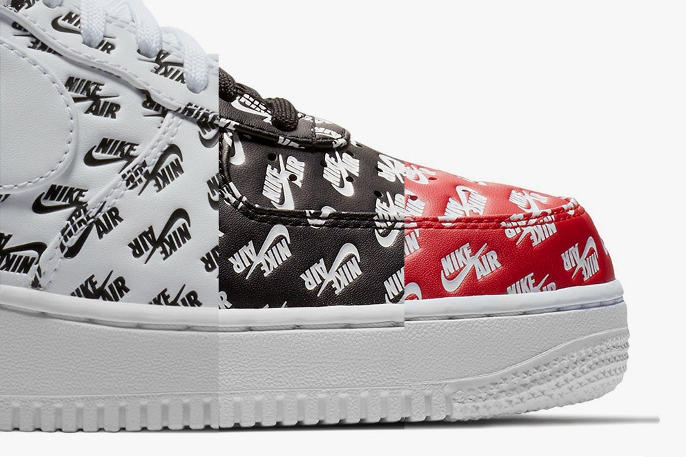"""Nike Air Force 1 """"All Over Print"""""""