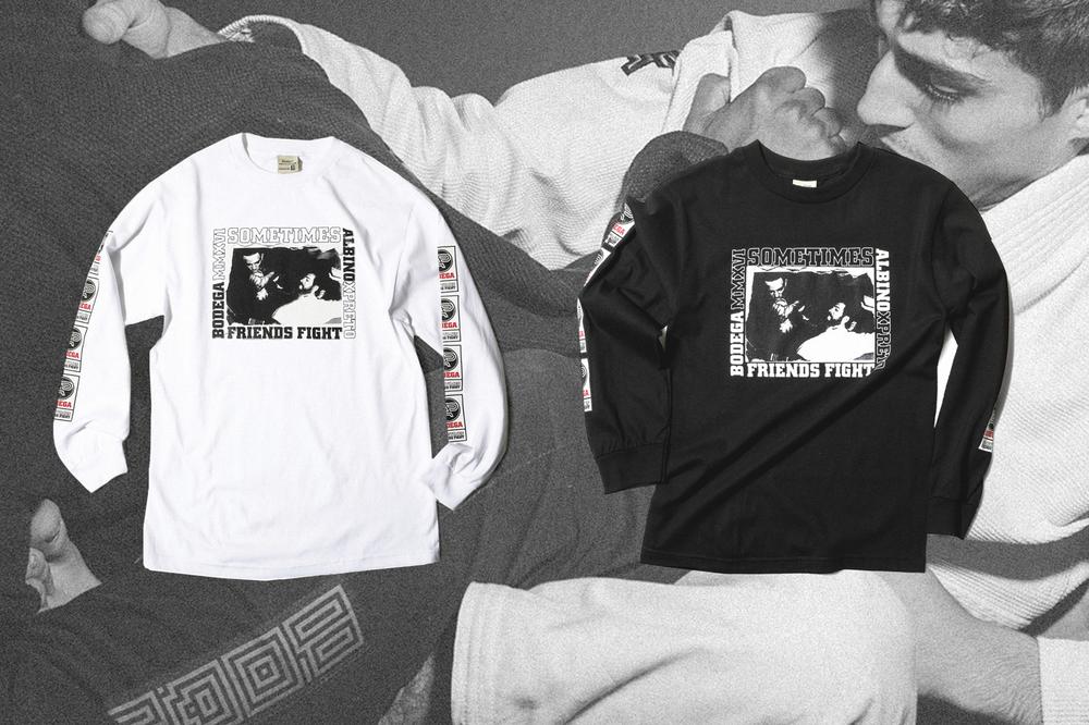 Bodega x Albino & Preto Team Up For A Jiu-Jitsu Inspired Capsule Collection