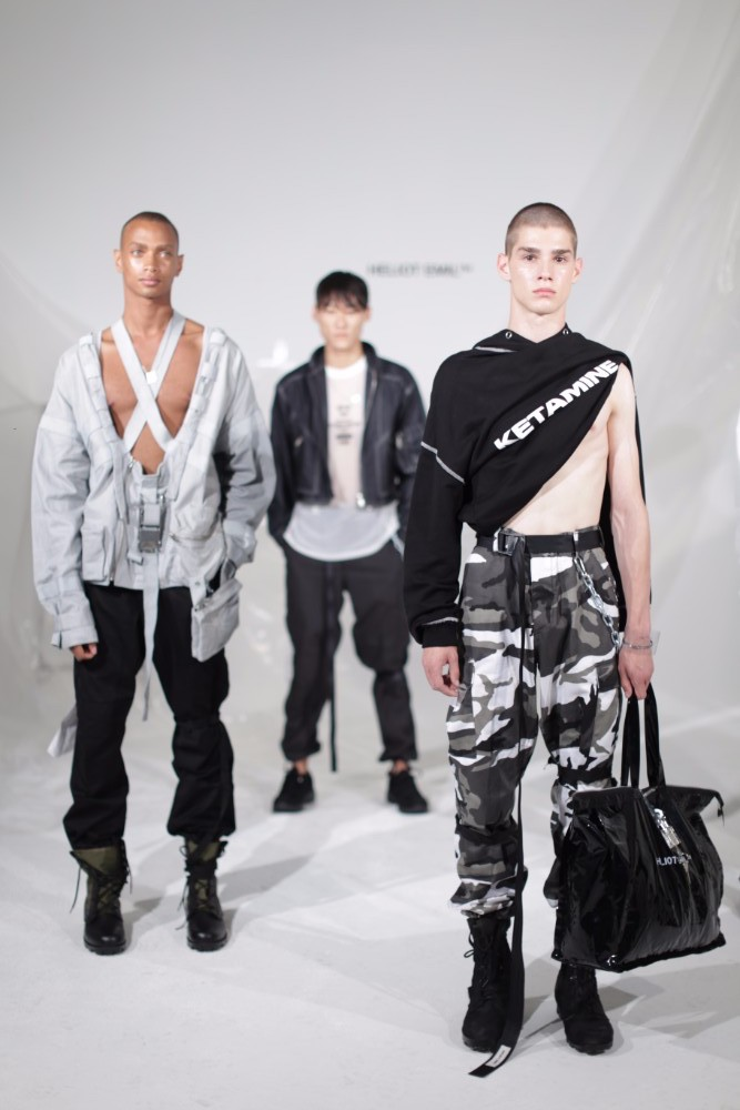 NYFWM: Heliot Emil Spring/Summer 2018 Collection