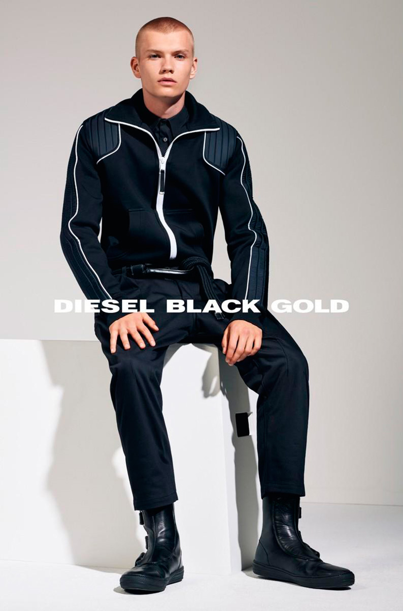 Diesel Black Gold Fall/Winter 2017 Campaign Video