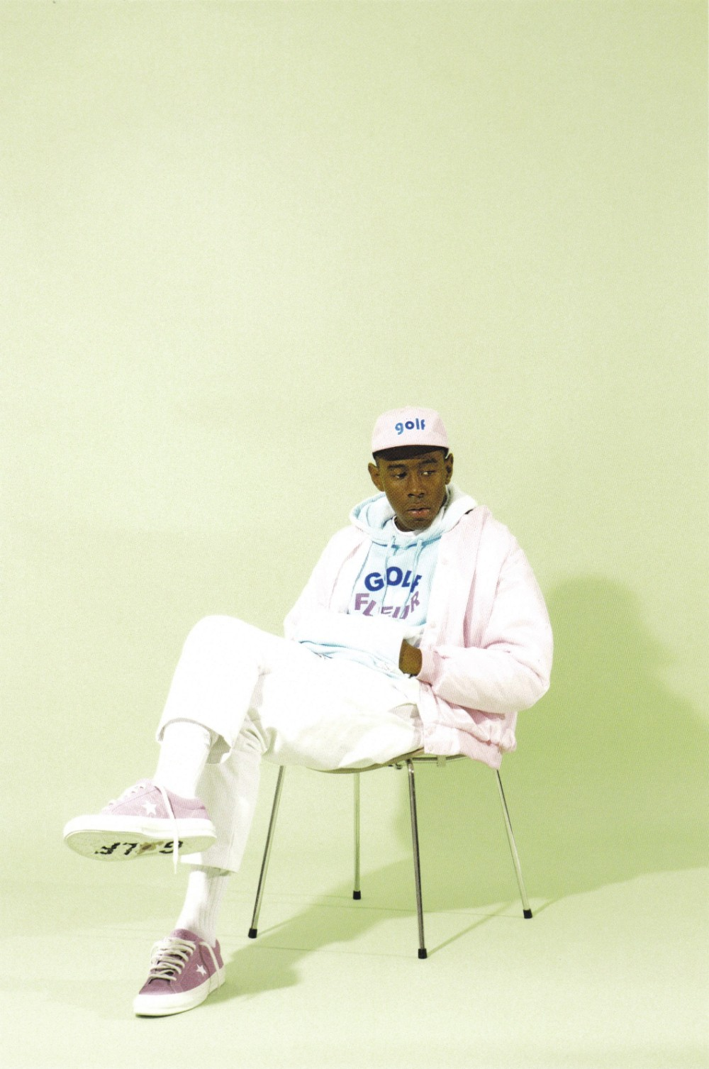 Converse One Star x Golf le Fleur set to release