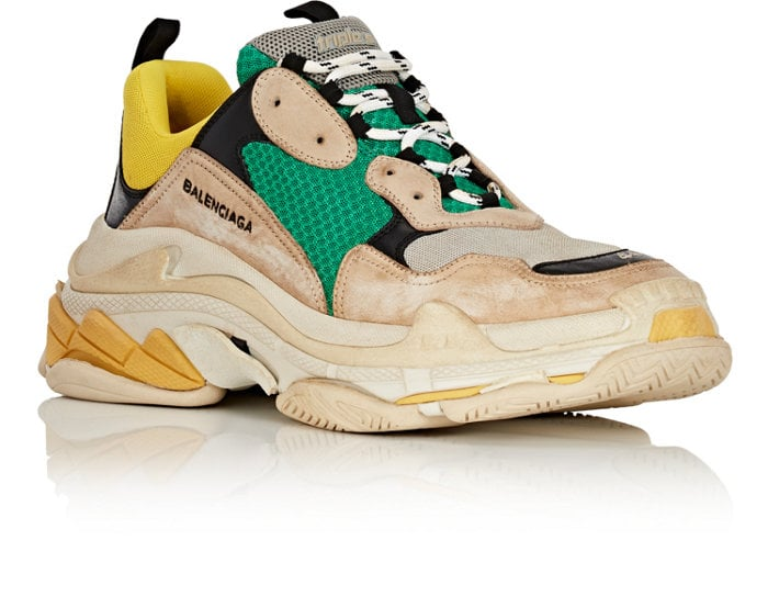 Balenciaga Triple S Sneakers available for pre-order at Barneys