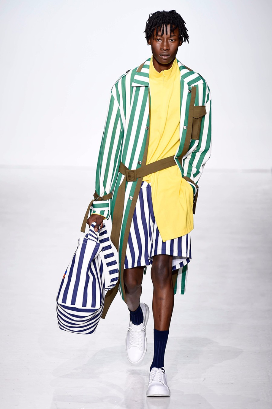 NYFWM: General Idea Spring/Summer 2018 Collection