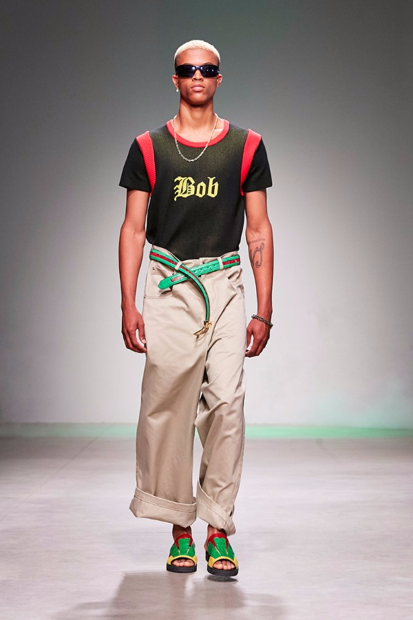 NYFWM: LANDLORD Spring/Summer 2018 Collection