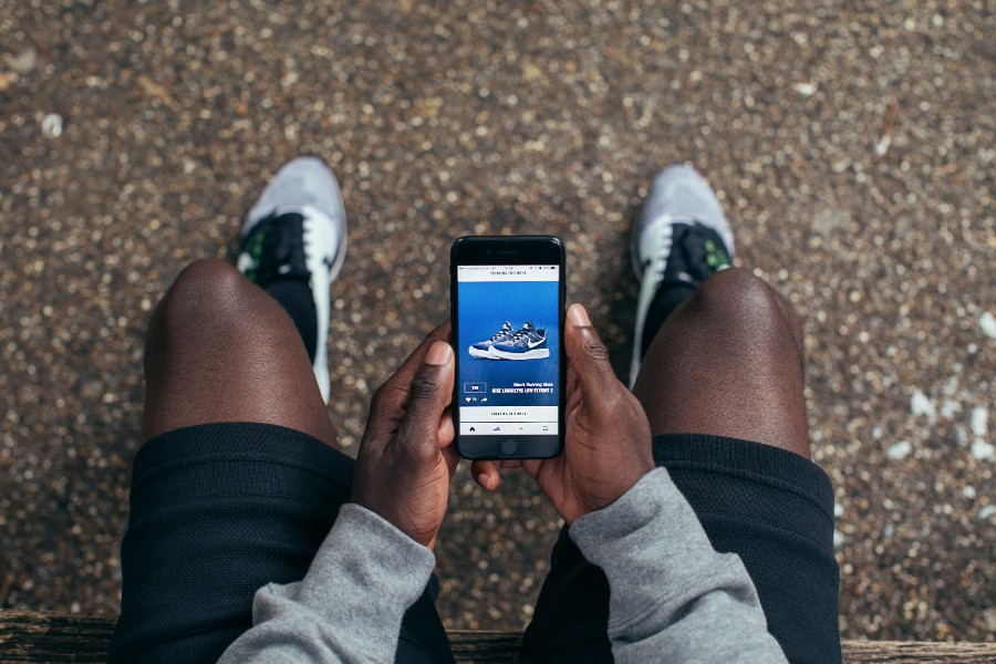Nike App Launches in Europe