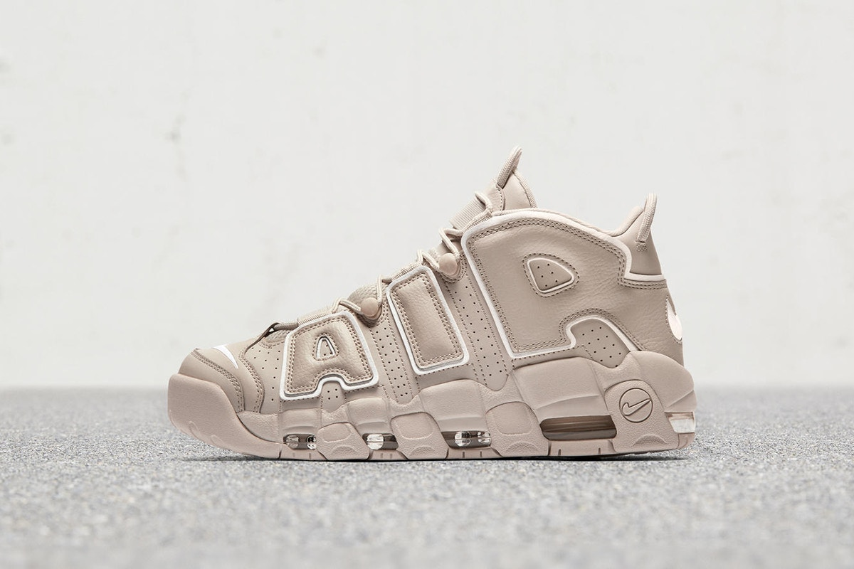 Nike Unveil New Tan Colourway for Air More Uptempo