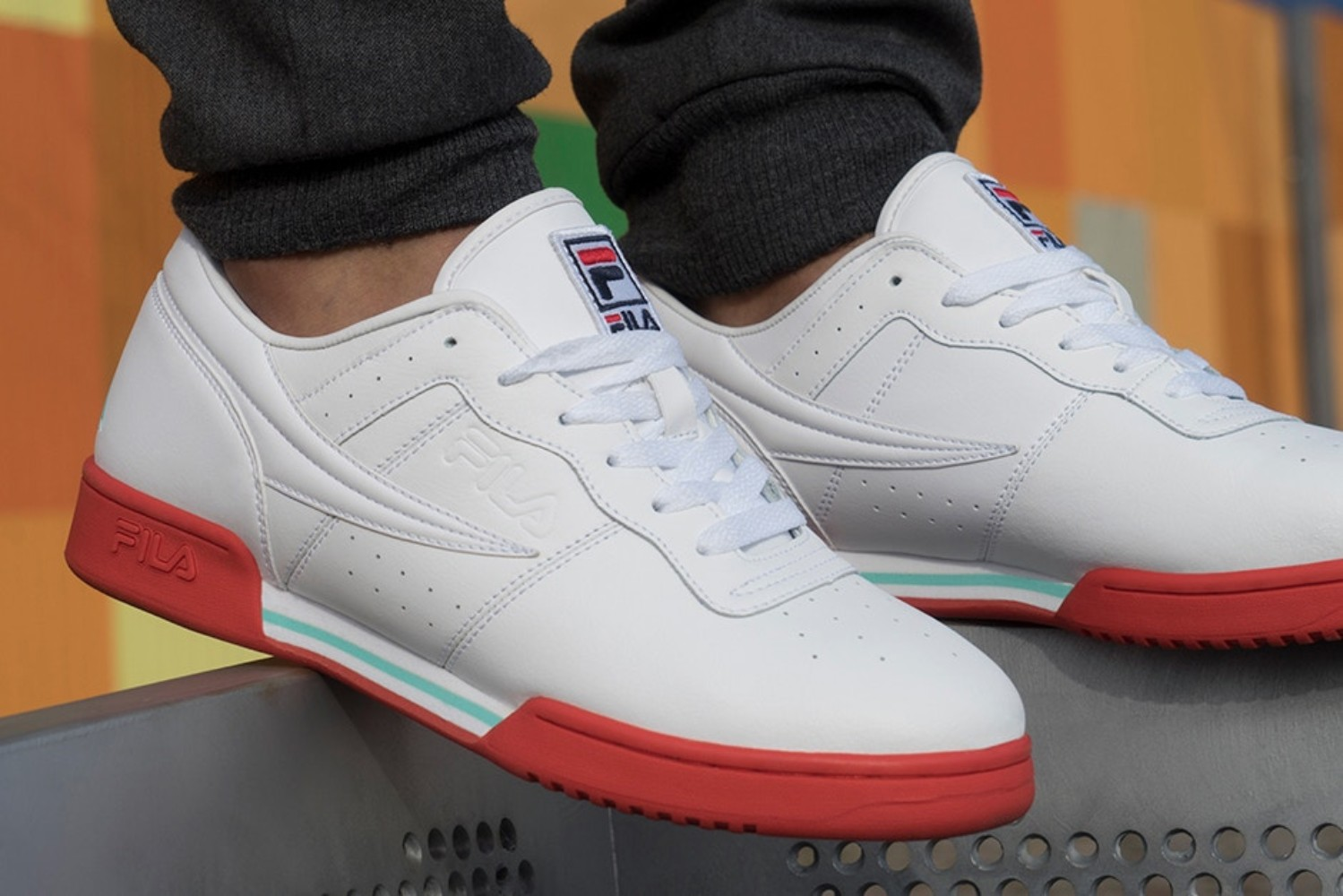 """FILA to release """"Colors"""" Pack Paying Tribute to their Glory Days"""