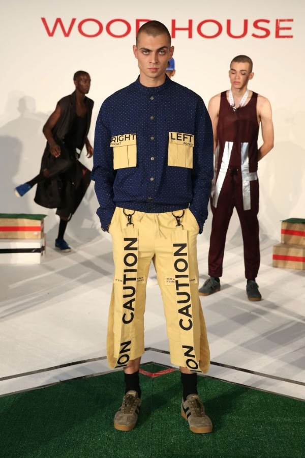 NYFWM: Wood House Spring/Summer 2018 Collection