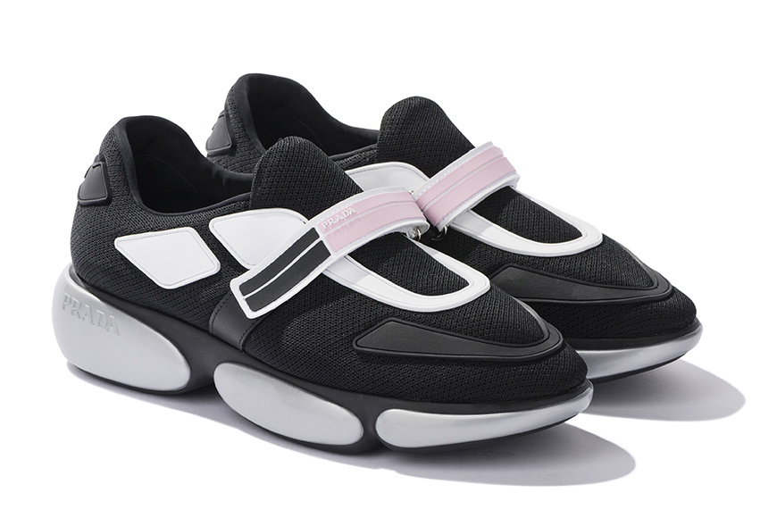 Prada Announce Cloudburst Sneaker