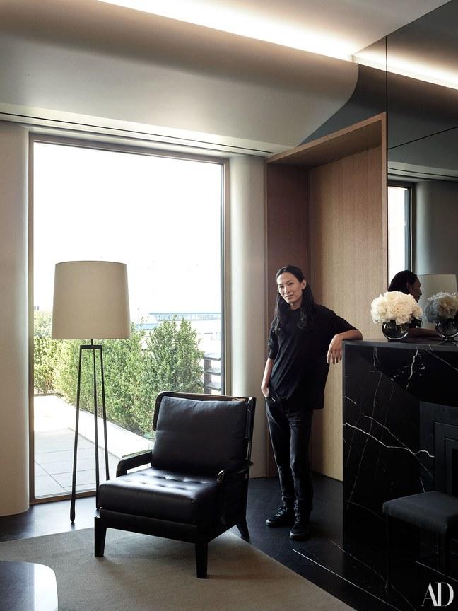 A Look Inside Alexander Wang's Manhattan House