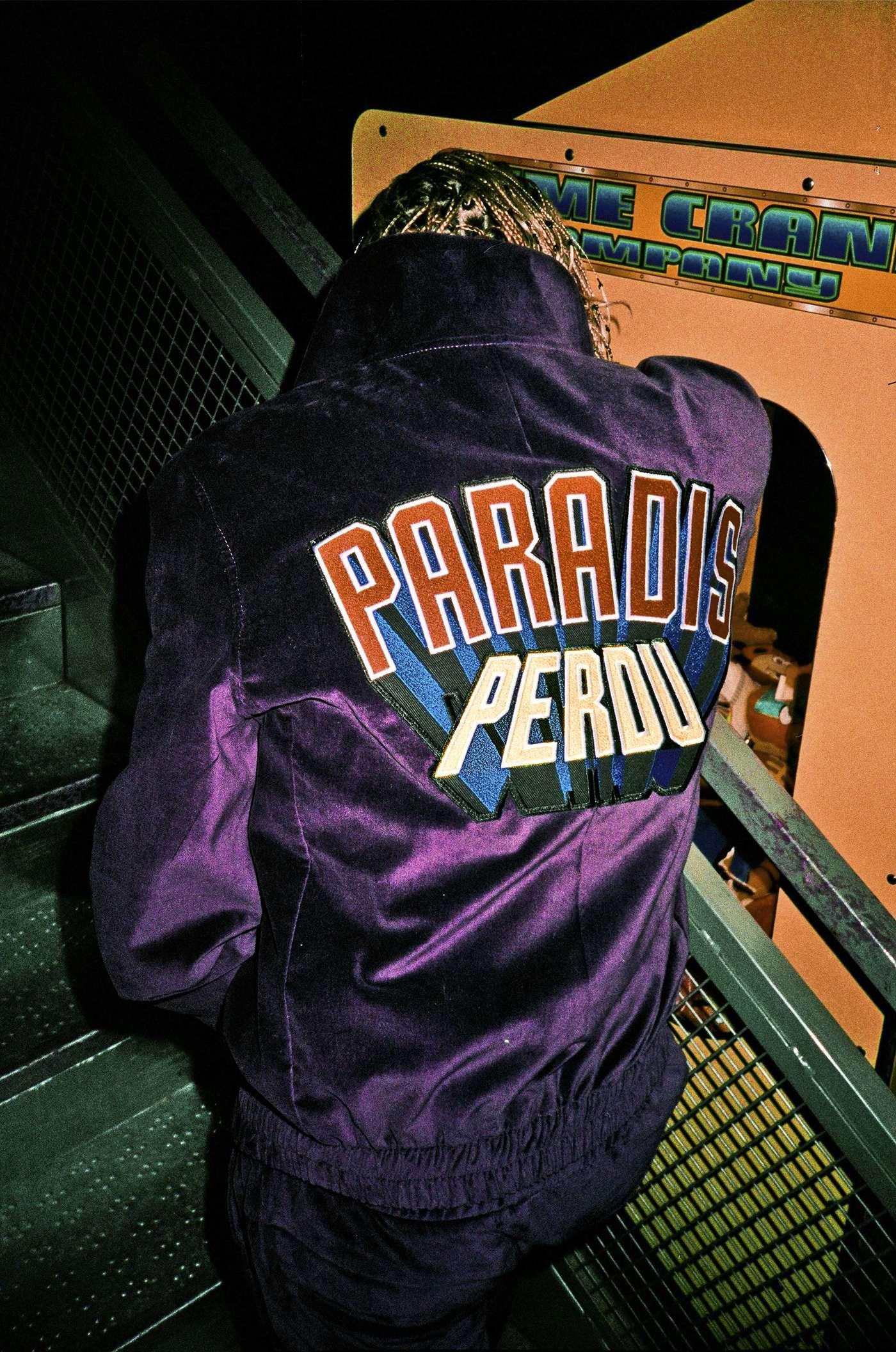 3.PARADIS' *PARADIS PERDU* Fall/Winter 2017 Collection