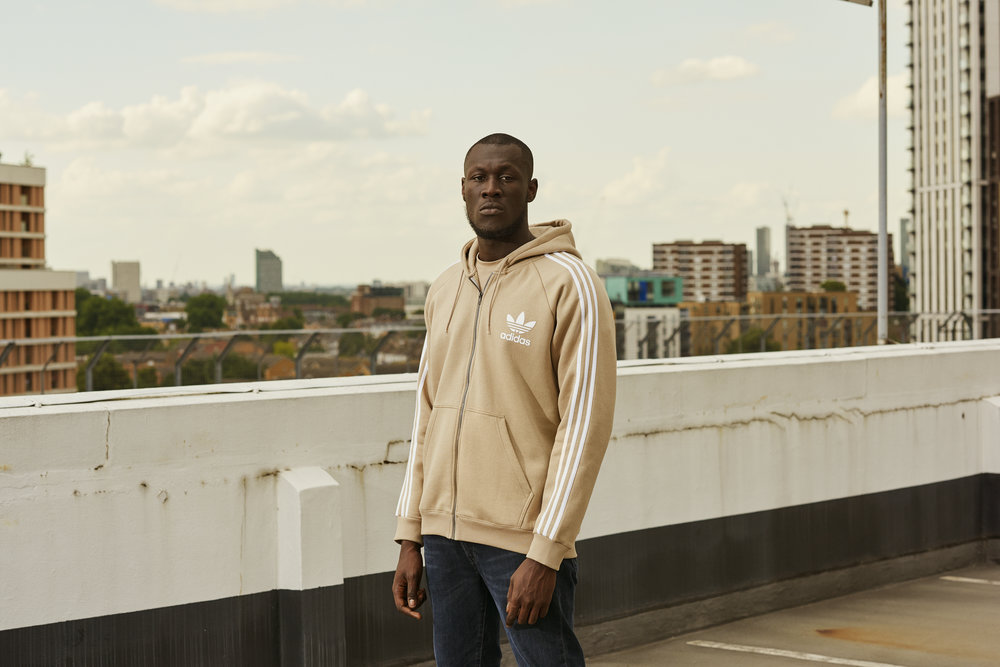 STORMZY Fronts New Adidas & JD Sports Campaign