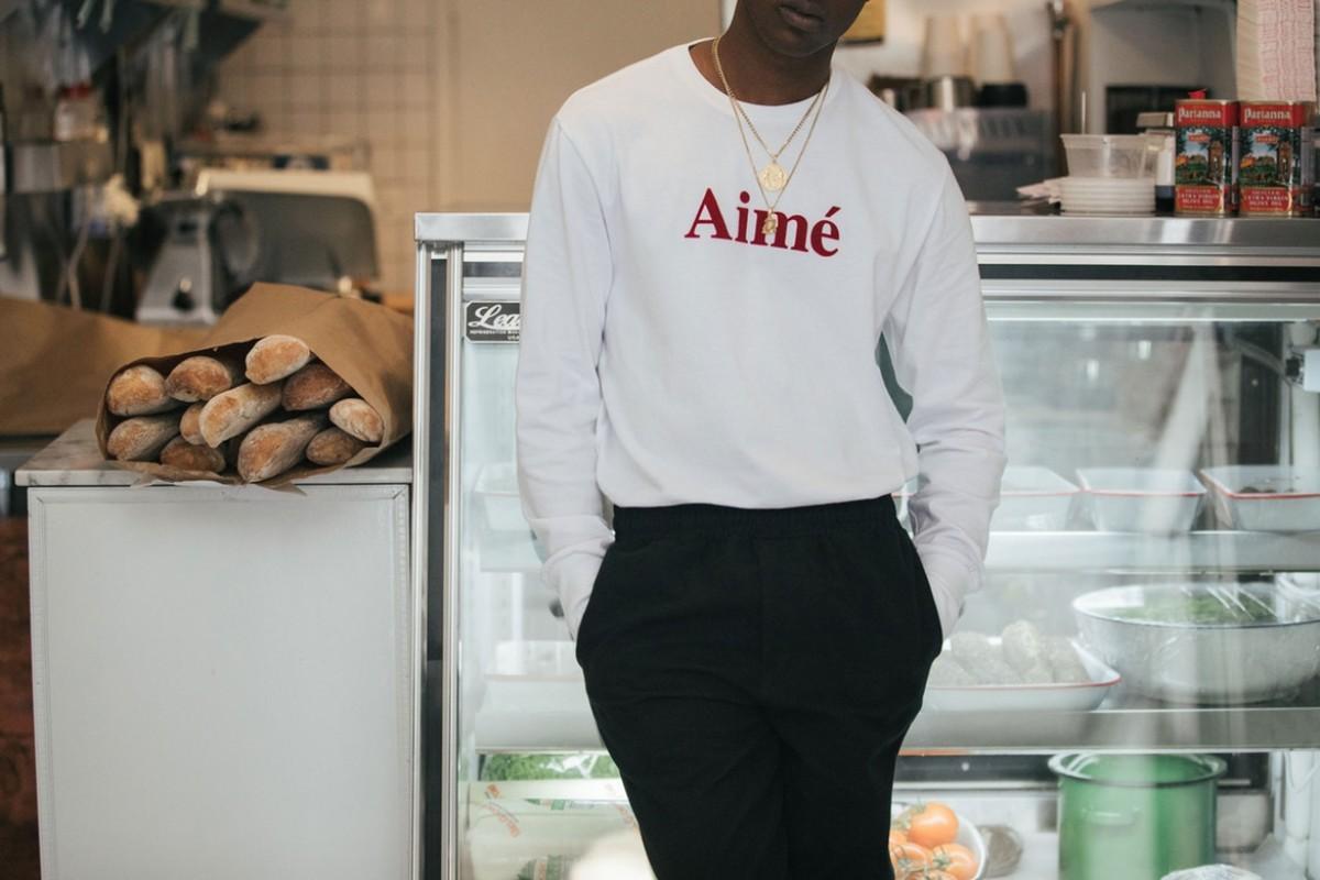 Aimé Leon Dore  Fall/Winter 2017 Campaign