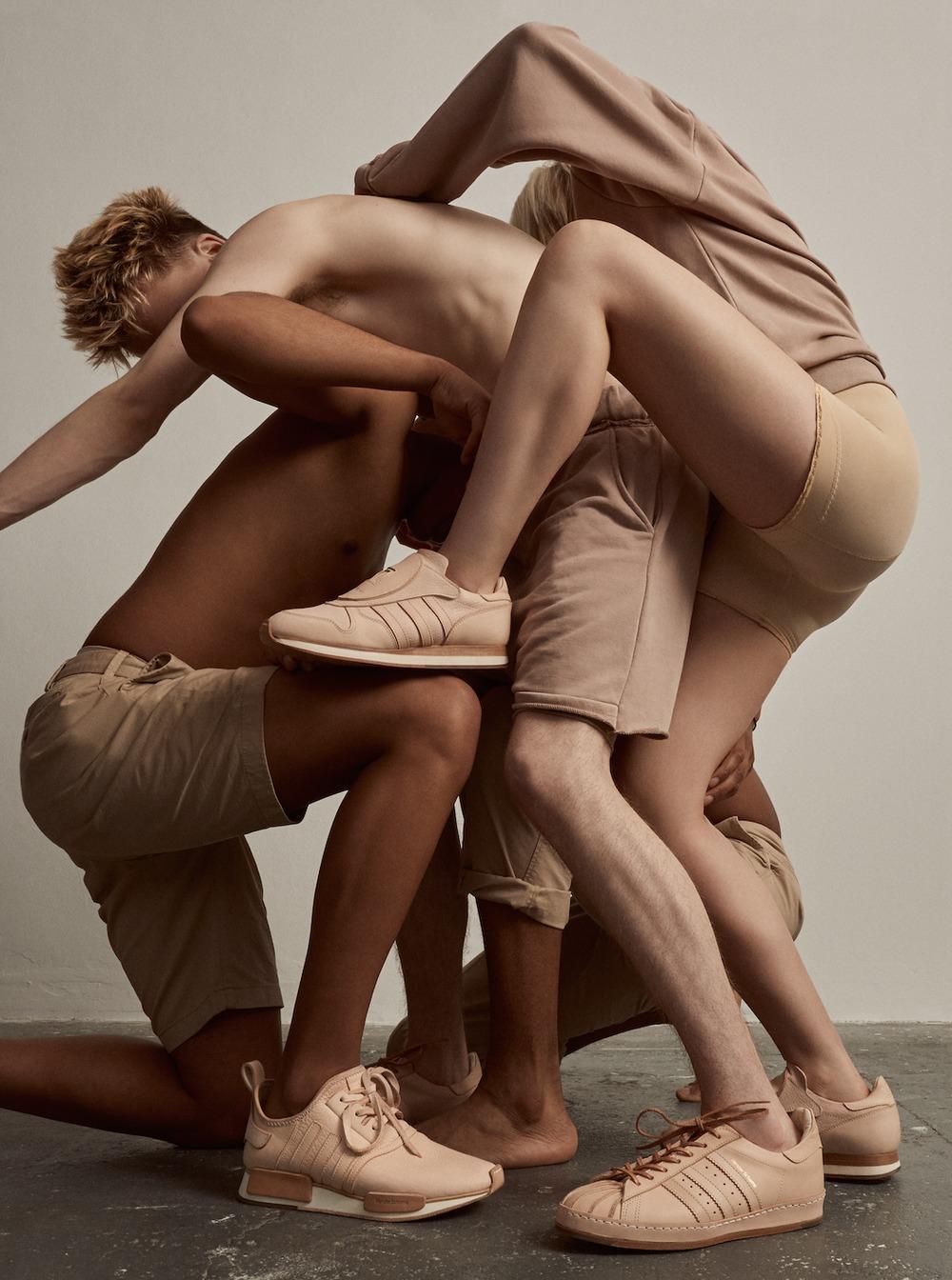 adidas Originals Team Up With Hender Scheme To Create Handmade Luxury Footwear