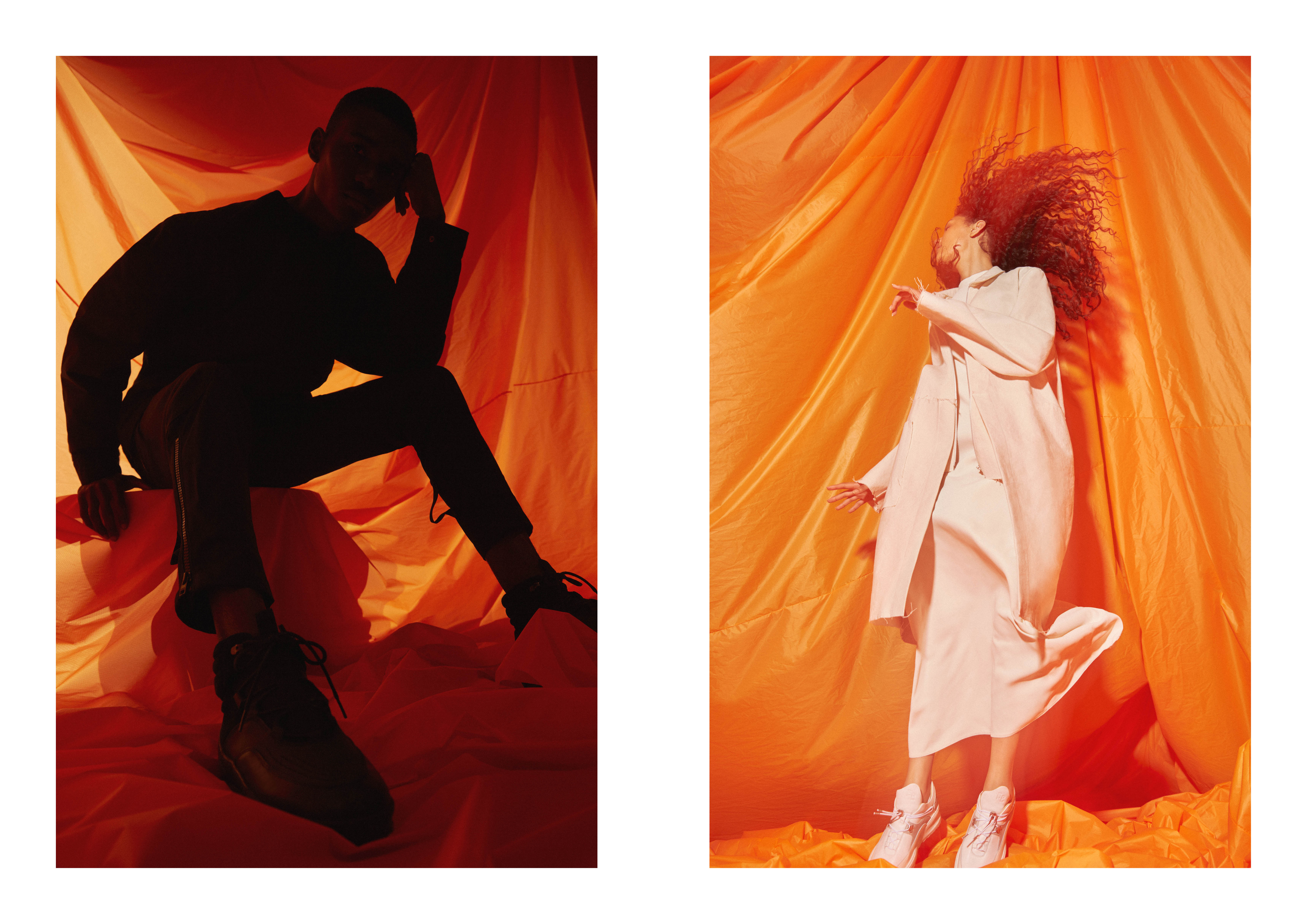 Filling Pieces Release Autumn/Winter 2017 Collection 'MOVE WITHOUT BARRIERS'