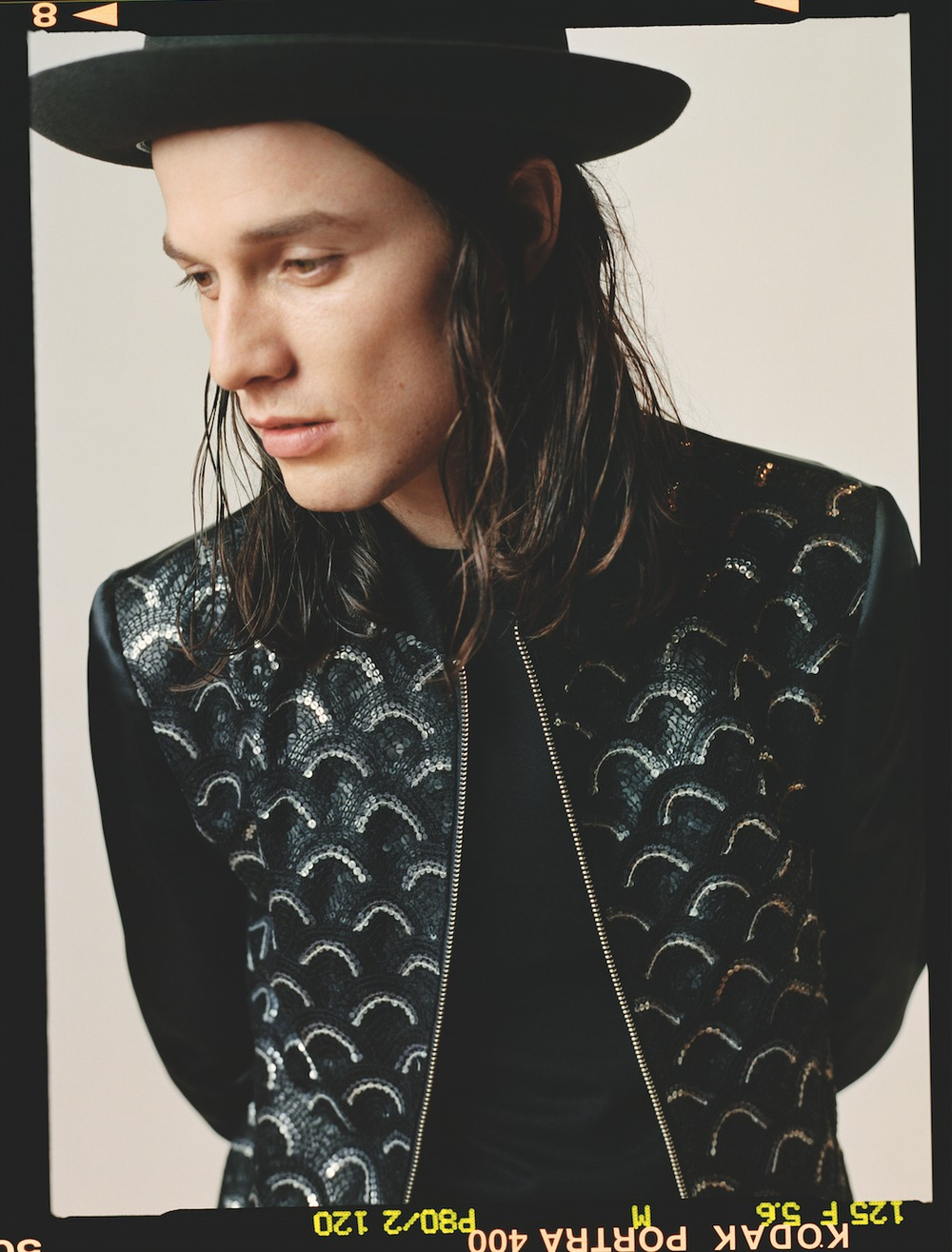TOPMAN x James Bay Announce Collaborative Collection