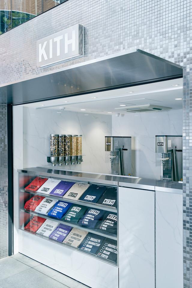 KITH Treats Opens In Tokyo