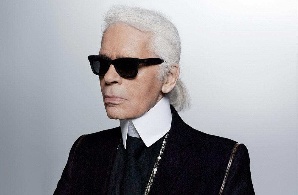 Karl Lagerfeld Announces Vans Collaboration