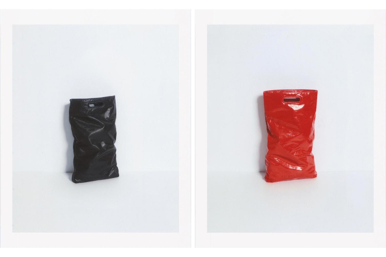 Helmut Lang Release Autumn/Winter 2017 Trash Bag
