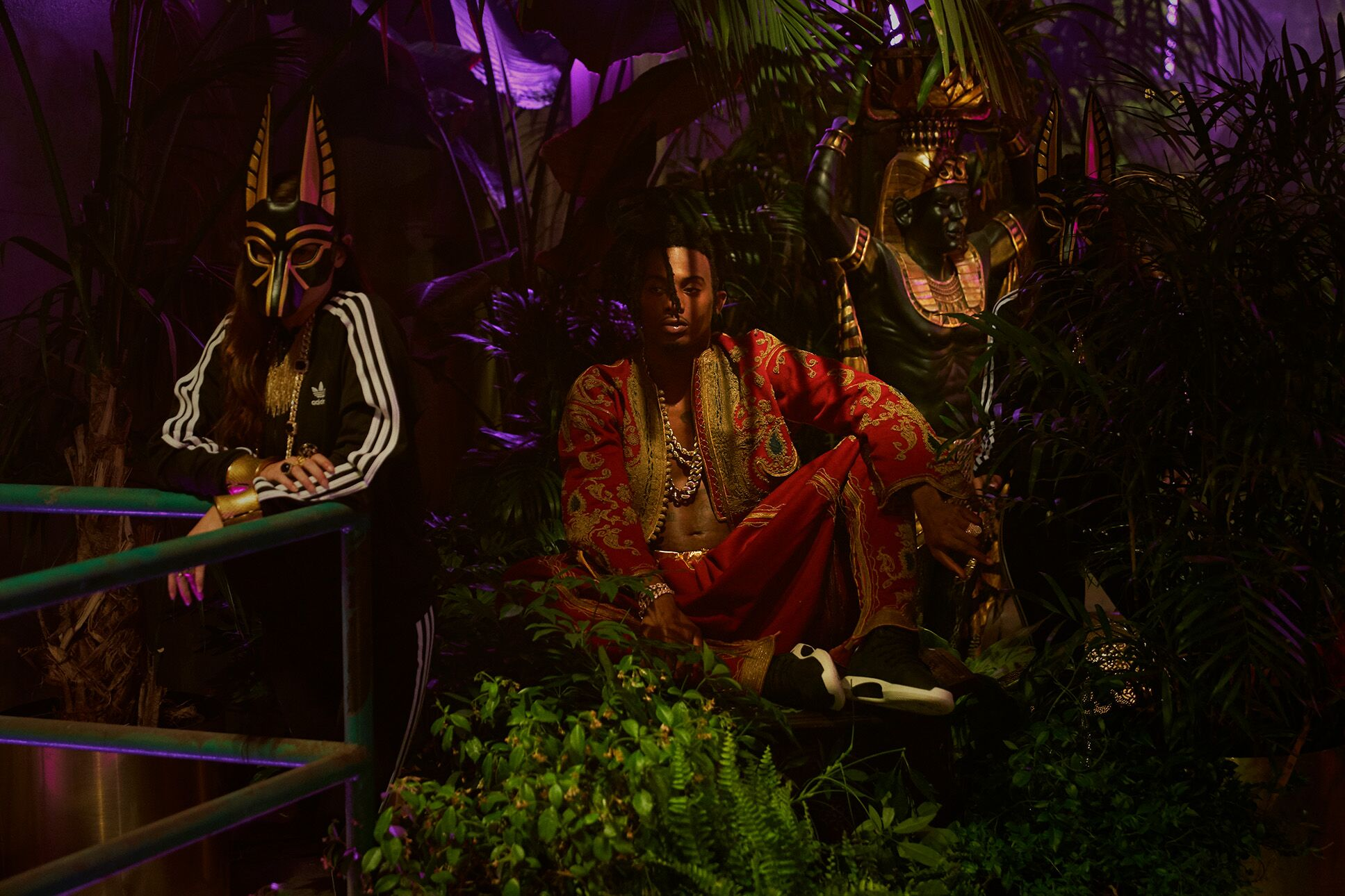 Playboi Carti, 21 Savage and Young Thug feature in adidas Original Is Never Finished film
