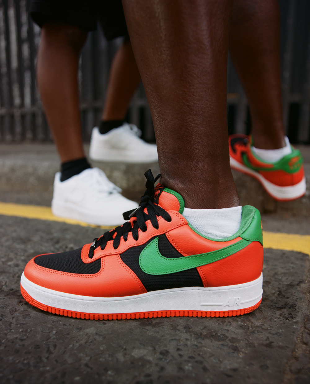 Nike Announce Air Force 1 'Carnival' Re-Release