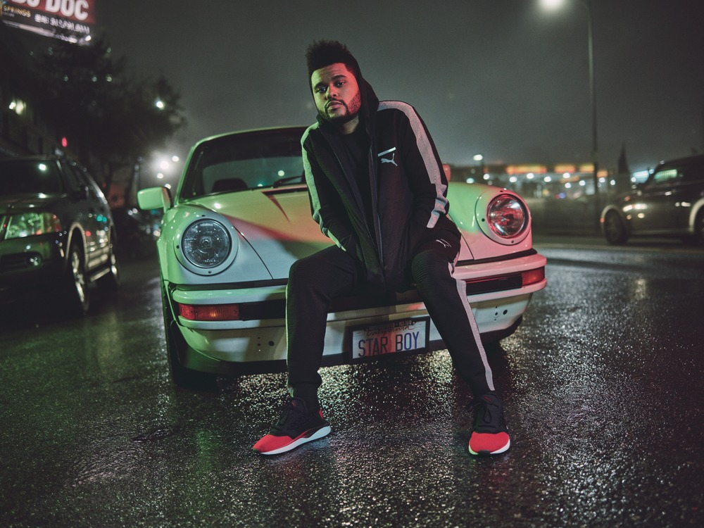 PUMA Release The Campaign For Their TSUGI Shinsei Nido Sneaker Fronted By The Weeknd