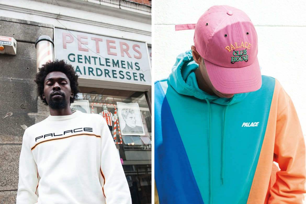 Palace Release Autumn/Winter 2017 Lookbook