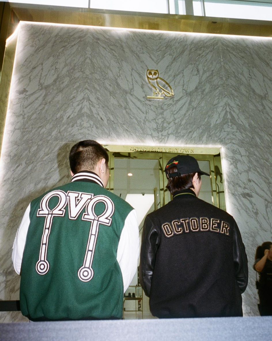 New OVO Jackets Teased Via Instagram