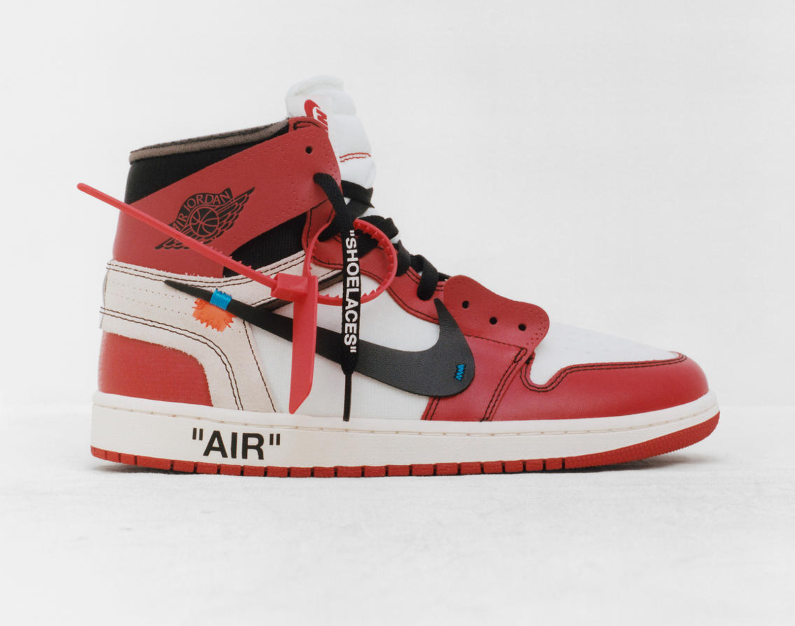 Nike Release Sign Up Details For Nike x OFF-WHITE 'The Ten' Pop Ups