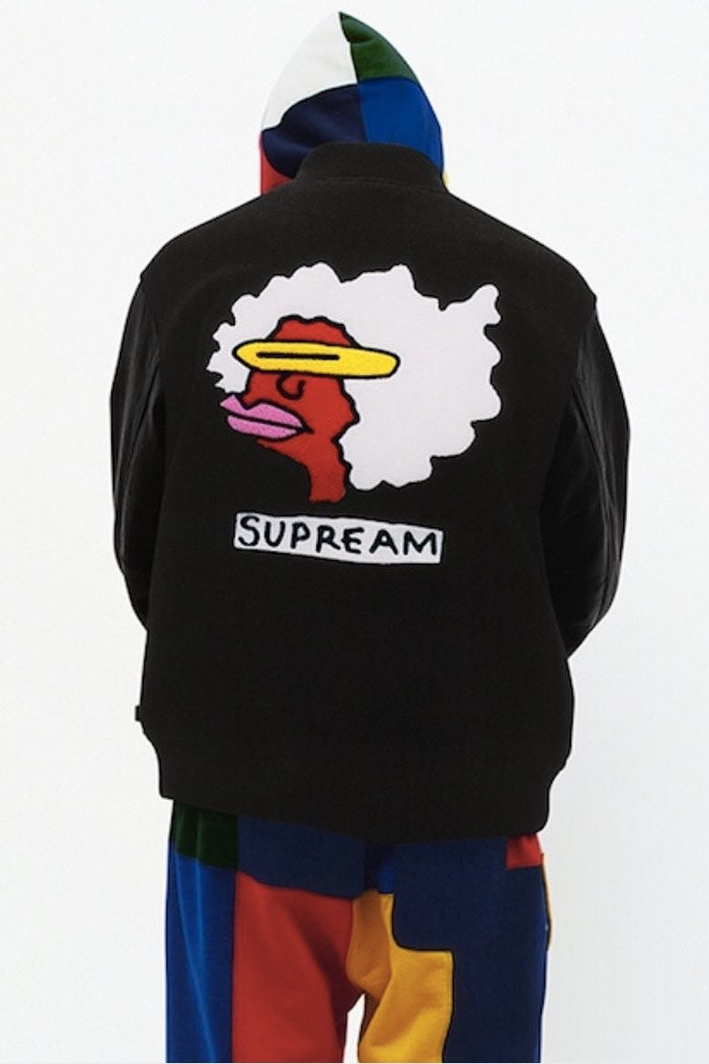 See all the Supreme Fall/Winter 2017 Leaks so far…