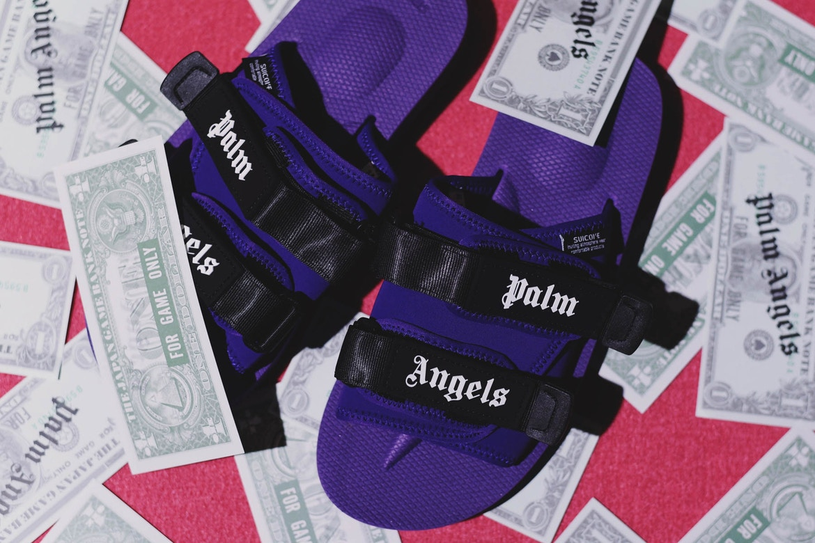Suicoke x Palm Angels Sandals Available in Tokyo Pop-Up Shop