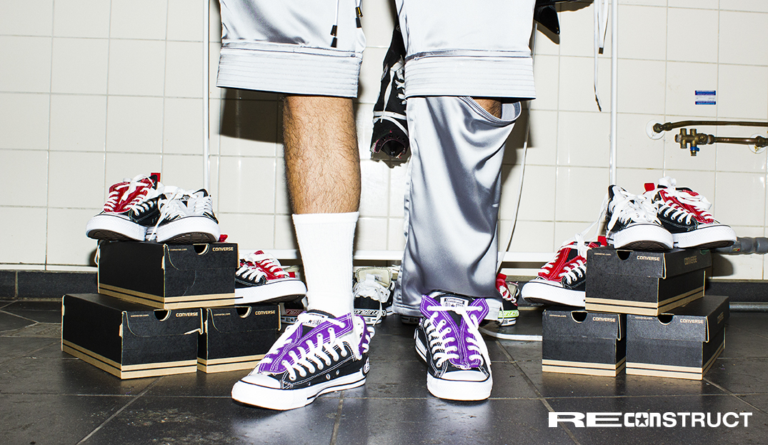 Reconstruct Rework Converse's All Star For Spring/Summer 2018
