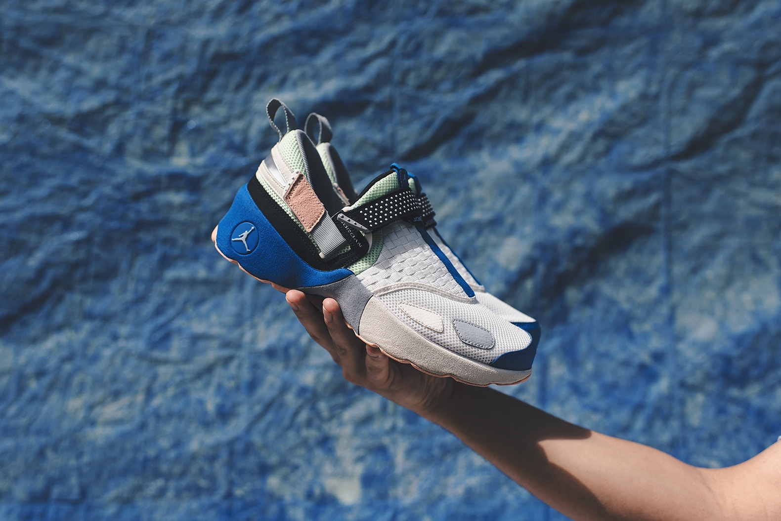 Images Of The Travis Scott Jordan Trunner LX Cactus Jack Sneaker