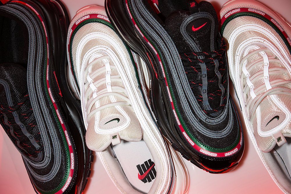 UNDEFEATED x Nike Air Max 97 Drops Tomorrow