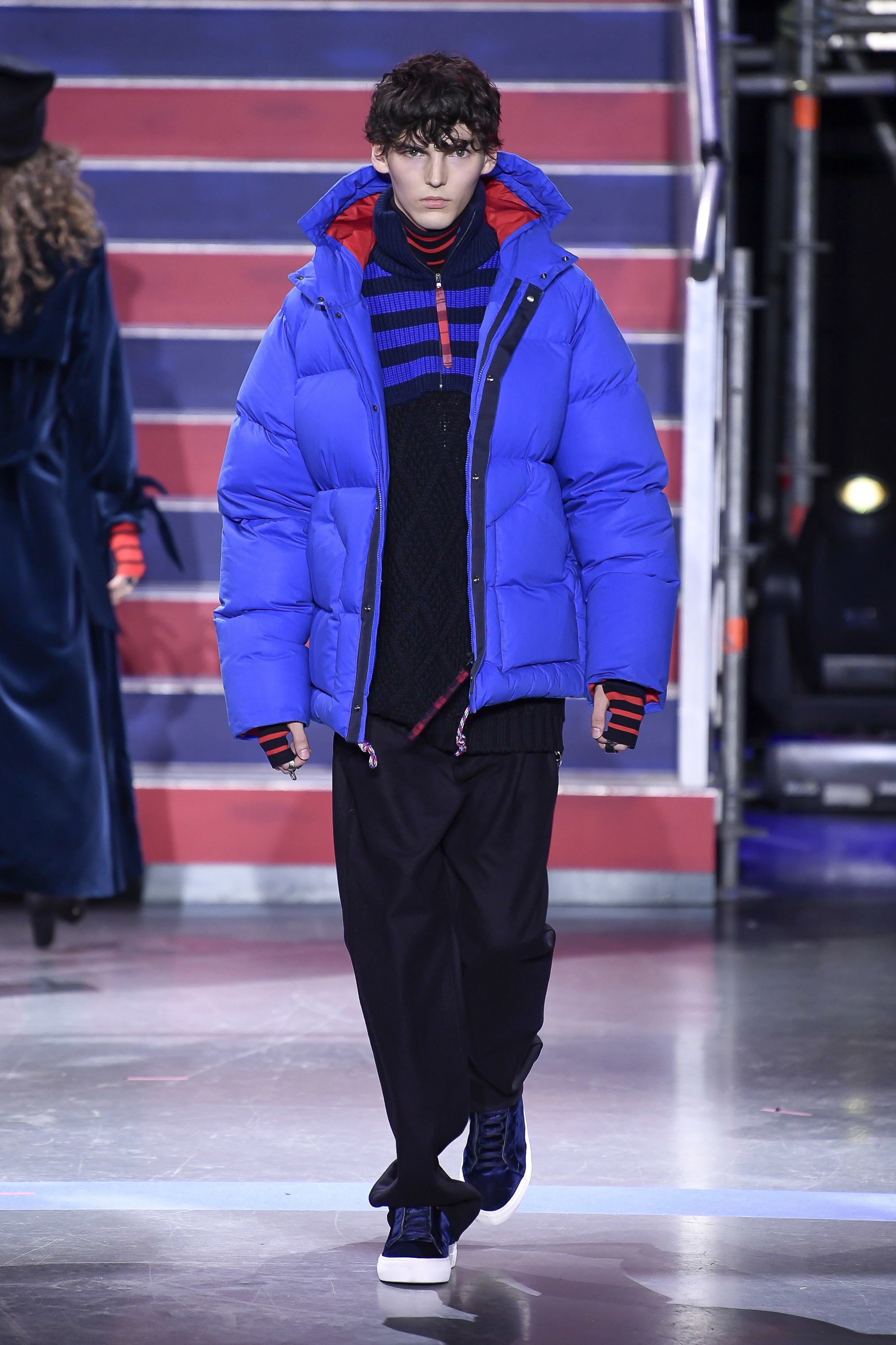 LFW: Tommy Hilfiger Autumn/Winter 2017 Collection