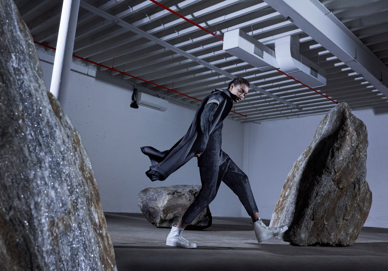 Y-3 Reveals Fall/Winter 2017 Campaign