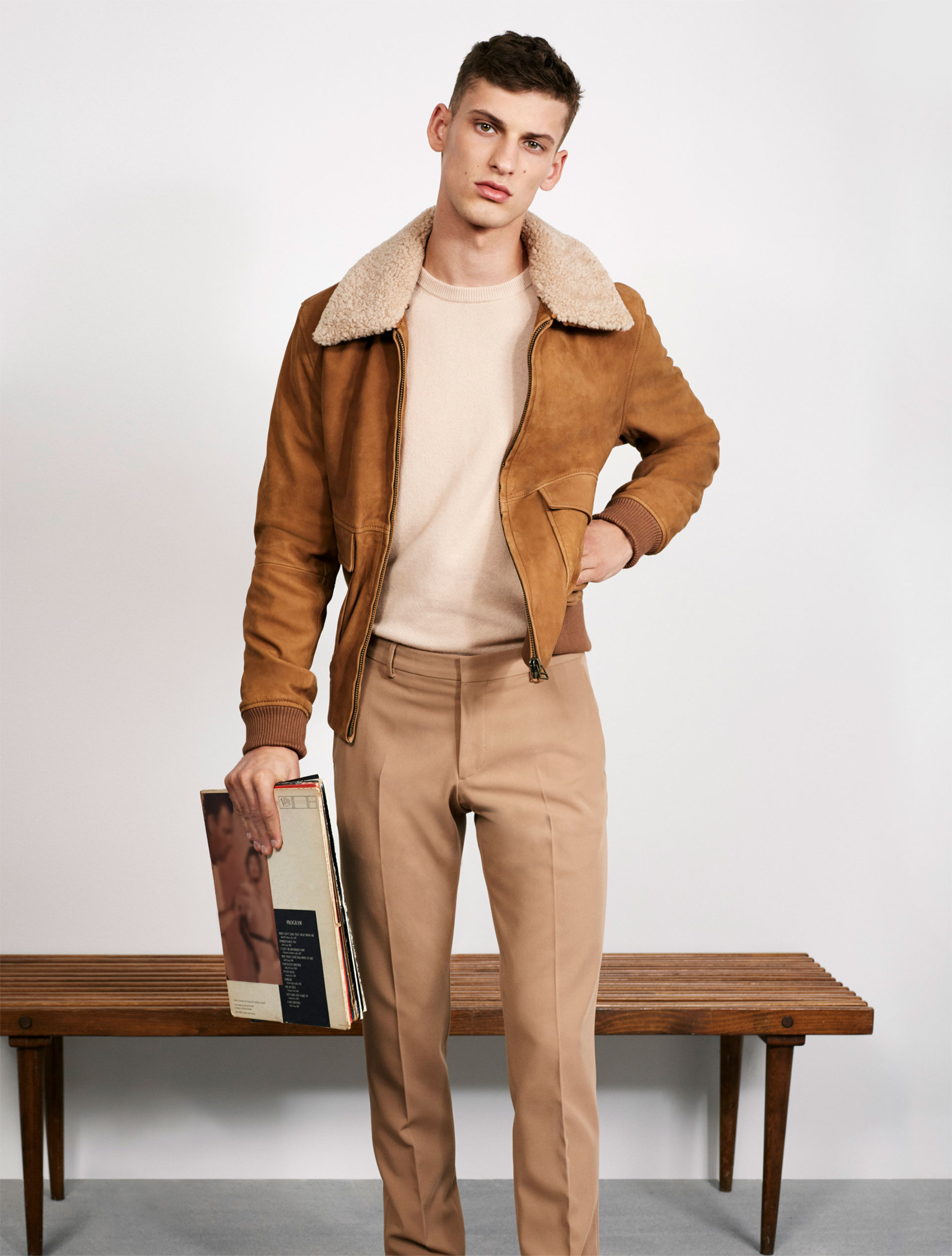 Zara Unveils Autumn Neutrals Editorial