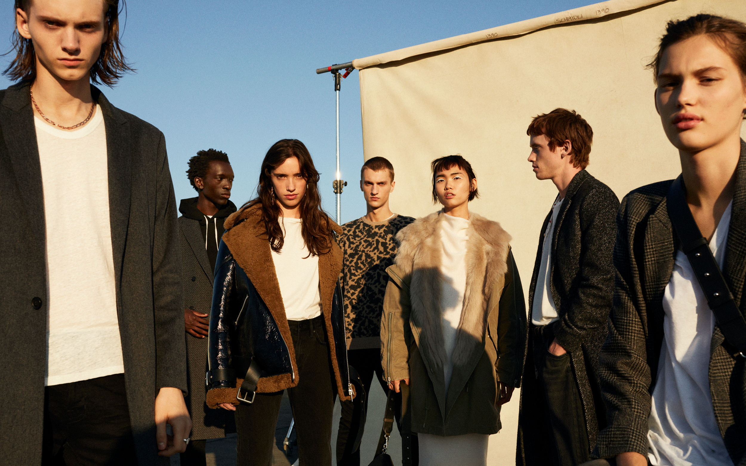 All Saints launch new campaign: London. More Than Ever