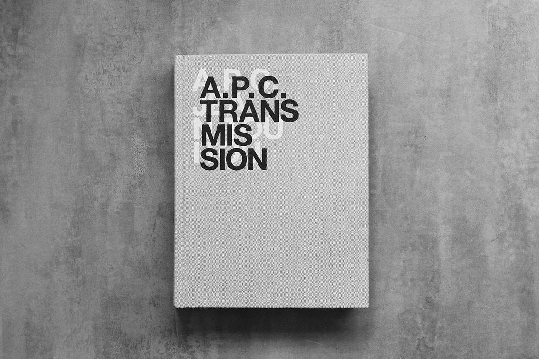 A.P.C. Release Retrospective Book 'Transmission'