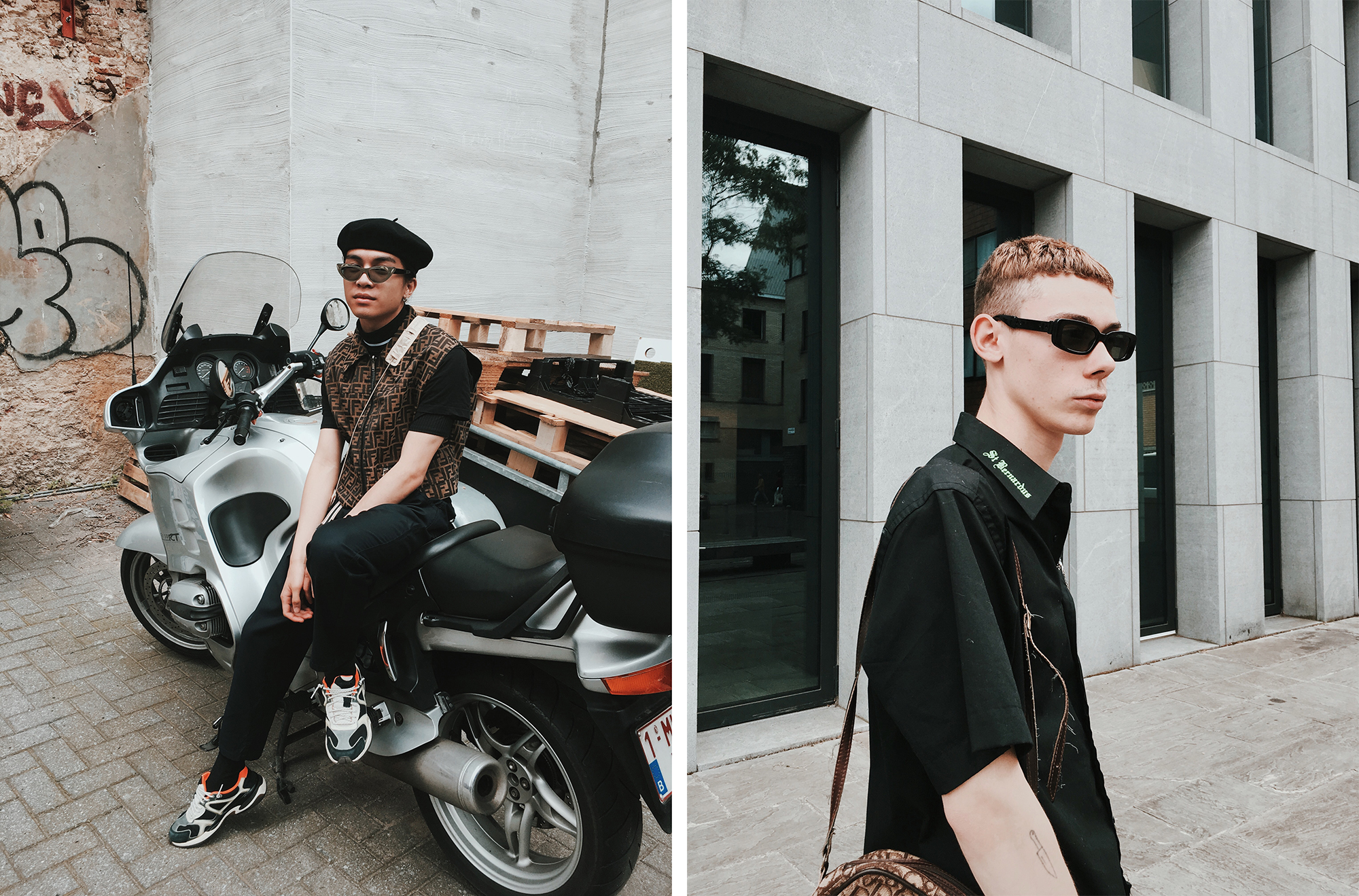 PAUSE Meets: The Belgian Cool Kids