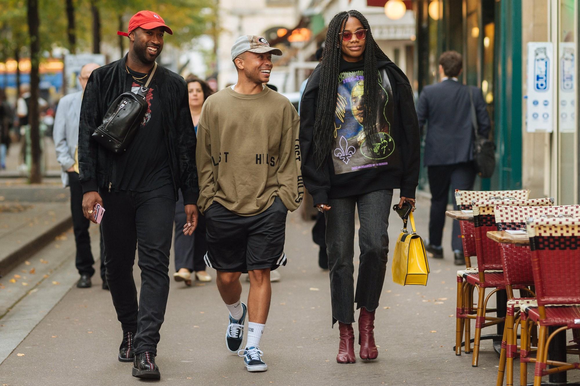 Street Style: Paris Fashion Week Part 1