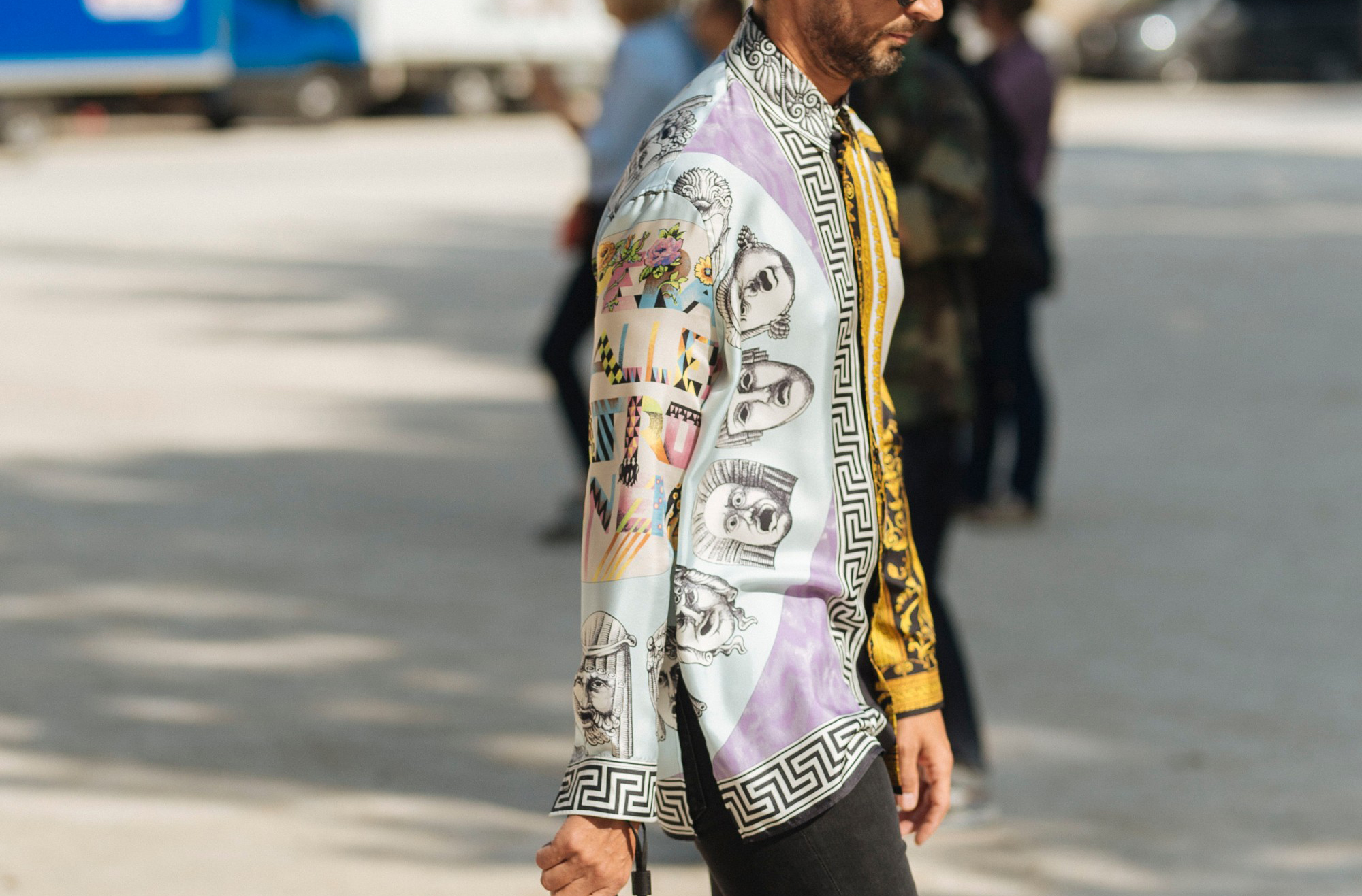 Street Style: Milan Fashion Week Part 3