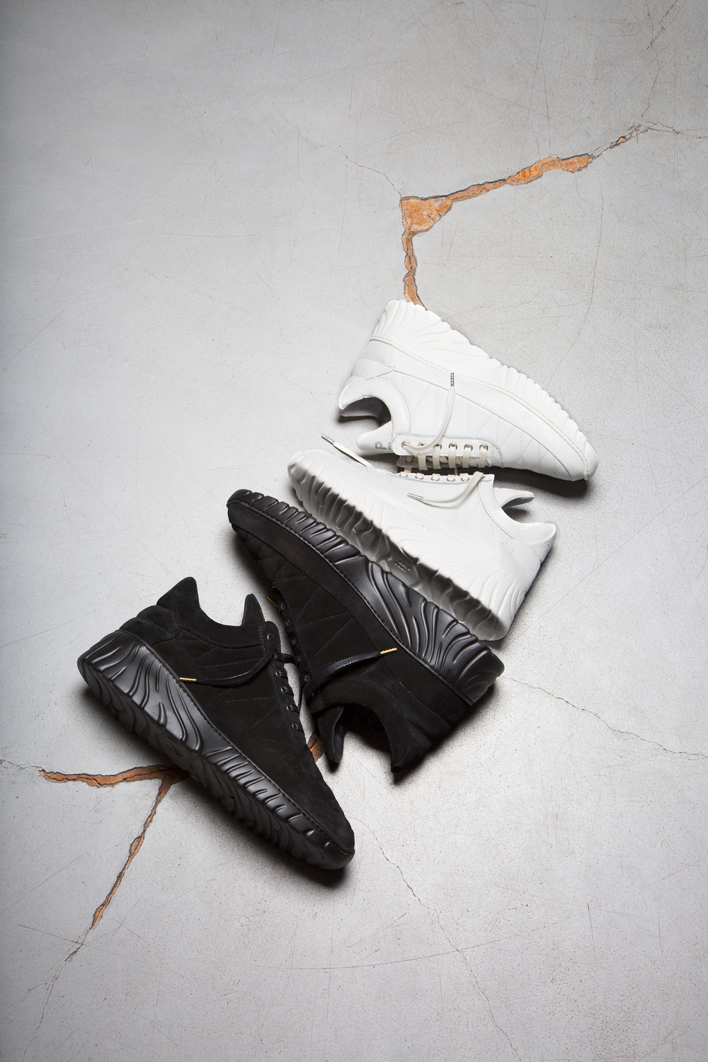 Filling Pieces Announce Limited Patron Of The New Collaborative Sneaker
