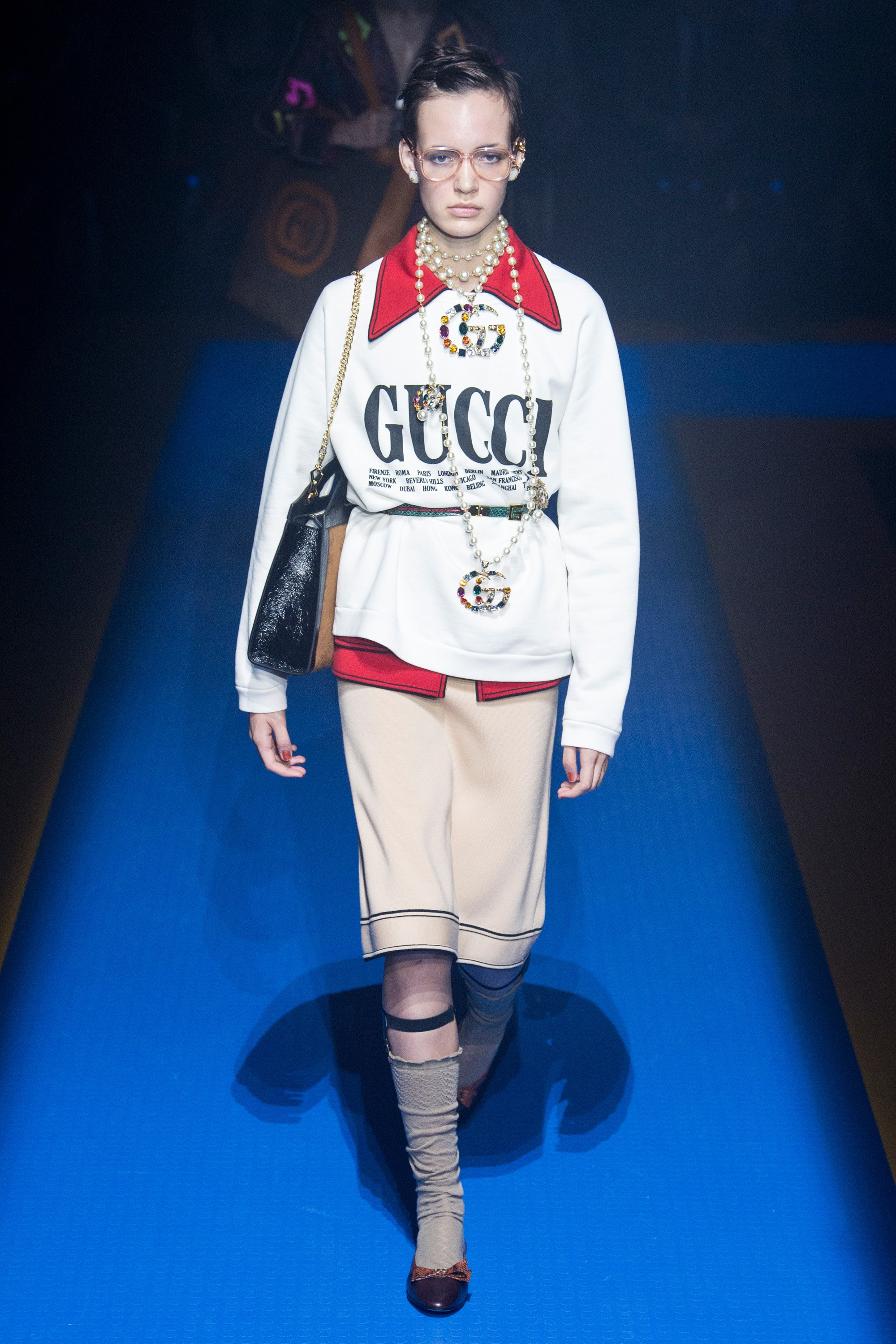 MFW: Gucci Spring/Summer 2018 Collection
