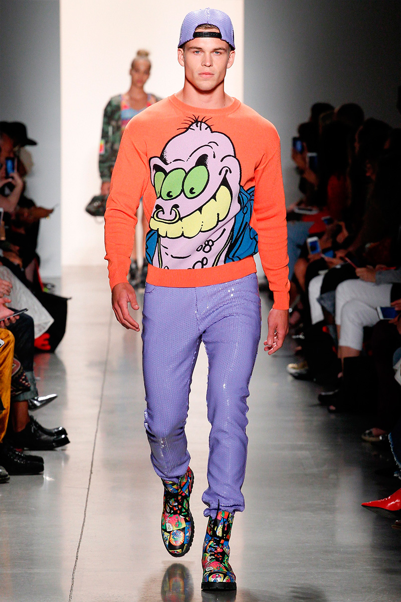 NYFW: Jeremy Scott Spring/Summer 2018 Collection