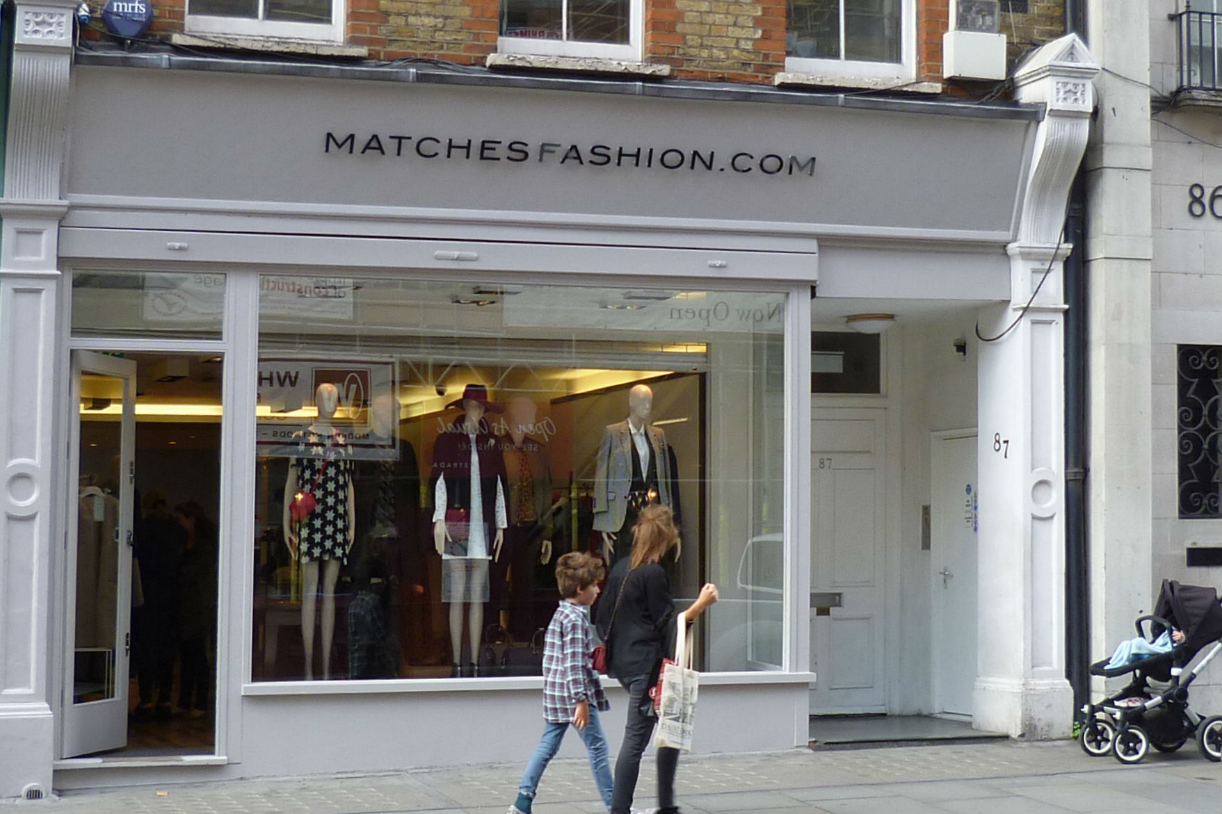MATCHESFASHION Has Been Bought For $1 Billion USD